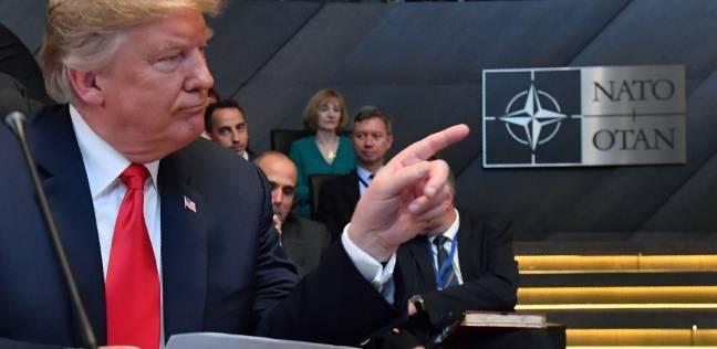 اجتماعات «ترامب» و«الناتو» تفجر مخاوف «الانسحاب الأمريكى» من المعاهدات الدولية