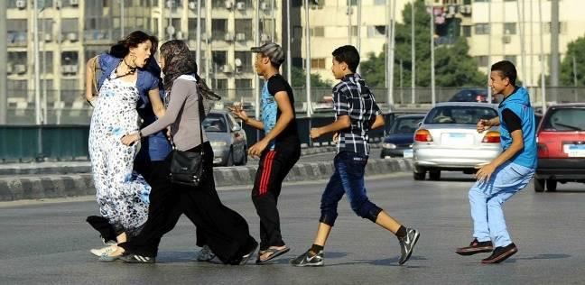 ضبط 12 حالة تحرش خلال العيد في الغردقة