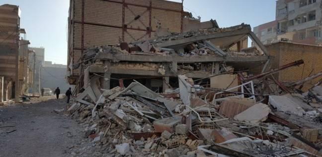 """""""كرمانشاه"""" الإيرانية تعلن الحداد 3 أيام على ضحايا الزلزال"""