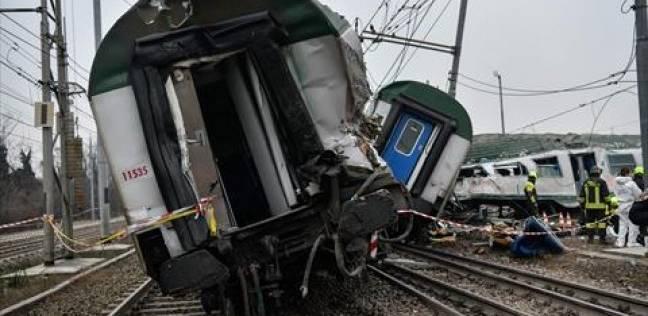 """مصرع شخصين إثر تصادم قطار بضائع مع """"ركاب"""" بألمانيا"""
