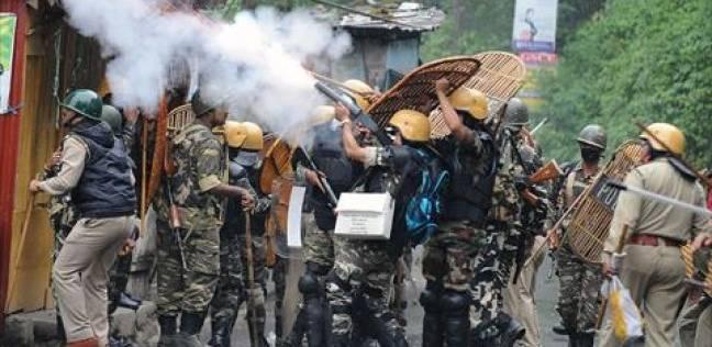 قتيل و35 مصابا في اشتباكات في منطقة دارجيلينج الهندية