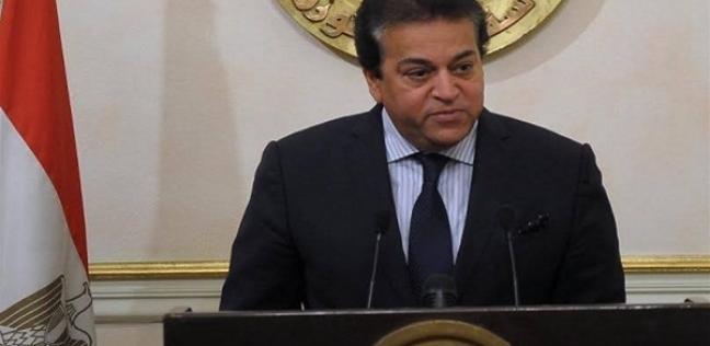 """عبد الغفار يشهد افتتاح """"مبادرة إفريقيا هتتكلم عربي"""" بجامعة القاهرة"""