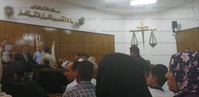 وسط الهتافات والزغاريد.. القضاء ينتصر لمدرسة  لم ينجح أحد  برأس غارب - المحافظات -