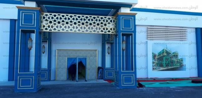 """إغلاق طريق """"بورسعيد- دمياط"""" تمهيدا لزيارة السيسي لافتتاح حقل """"ظهر"""""""