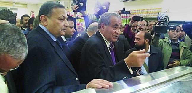وزير التموين: ننسق مع الجهات الحكومية لإحكام الرقابة على الأسواق