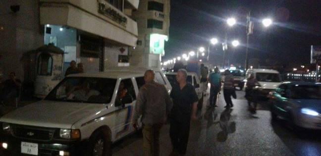 """حملة لرفع الإشغالات بطول كورنيش النيل حتى """"الدعائم"""" بدمياط"""