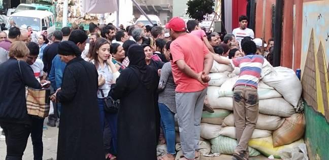 استئناف عملية التصويت بعد الاستراحة بمنشأة ناصر