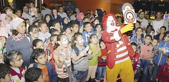 «ماكدونالدز مصر» تحتفل بيوم الطفل اليتيم في جميع فروعها