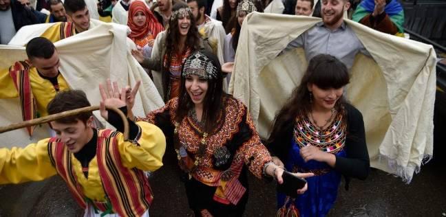 الجزائر تحتفل لأول مرة برأس السنة الأمازيغية بعد إقرارها رسميا