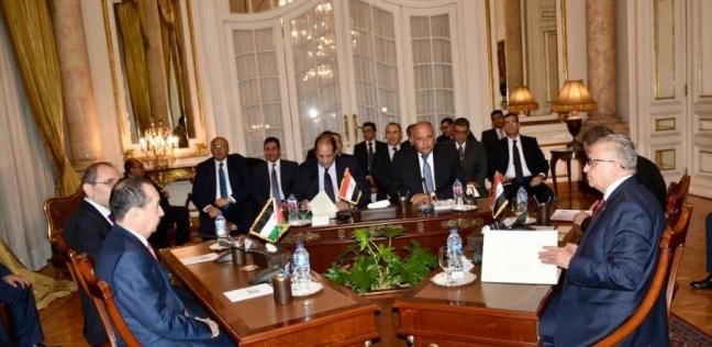 """الخارجية: بدء اجتماع سداسي لـ""""سامح شكري"""" ومخابرات مصر والأردن والعراق"""