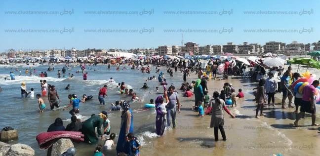 رئيس مدينة بلطيم: حفلات بالمصيف خلال إجازة العيد وحملات موسعة للنظافة