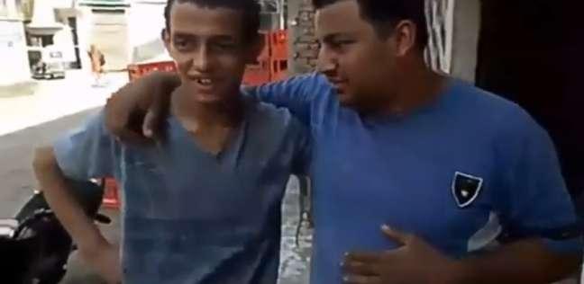مصور فيديو الاعتداء لـ