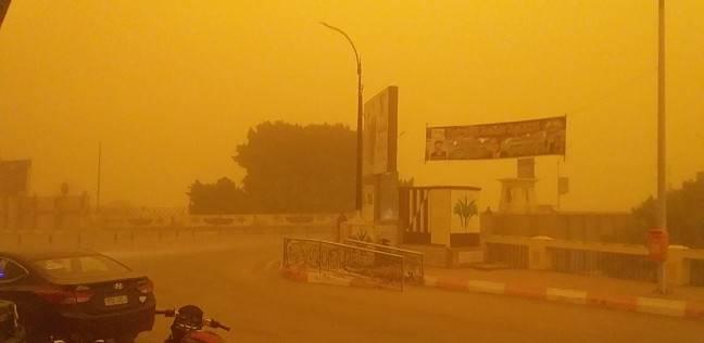 بعد تحسن الأحوال الجوية.. فتح الطريق الصحراوي الغربي والشرقي بقنا