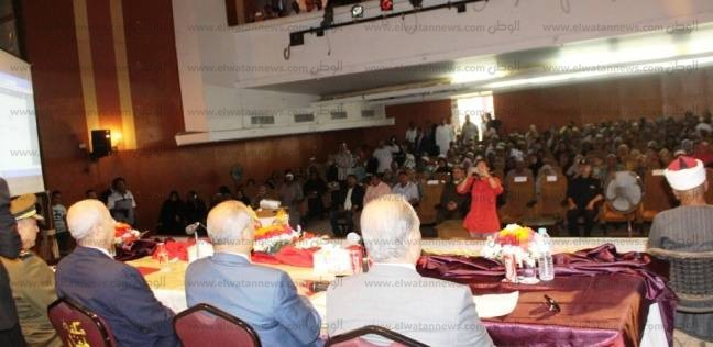 """محافظ أسوان يشهد إجراء القرعة العلنية لـ""""حجاج الداخلية"""""""