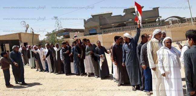 طوابير الناخبين فى شمال سيناء تتحدى «فلول الإرهاب»