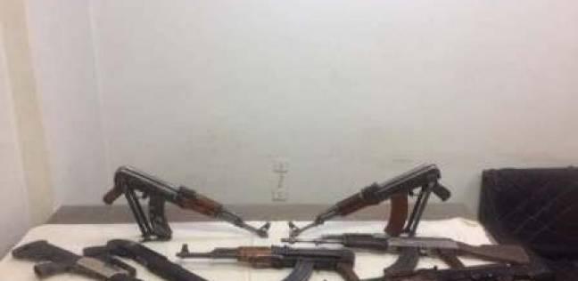ضبط 10 بحيازتهم أسلحة غير مرخصة بأسيوط
