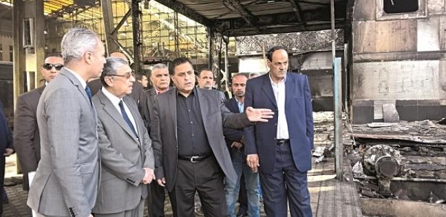 مصر فى «محطة مصر»