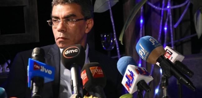 نص كلمة ياسر رزق في افتتاح مؤتمر أخبار اليوم الاقتصادي الرابع