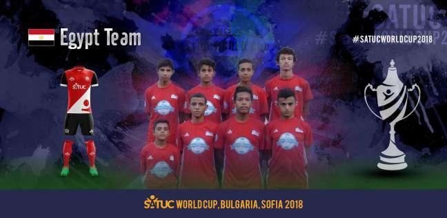 """""""كأس العالم للأيتام"""".. الساحرة المستديرة تجمع أحلام الأطفال حولها"""