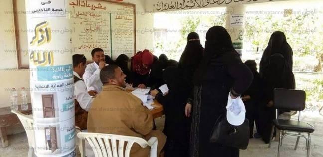 سيدات واحة الجارة يتحدين المسافات ويتصدرن المشهد باليوم الثاني للتصويت