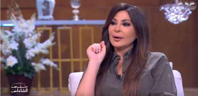 """إليسا: """"مصر غالية على قلبي وشعبها ذواق.. ودايما بشوفها في أيام عزها"""""""