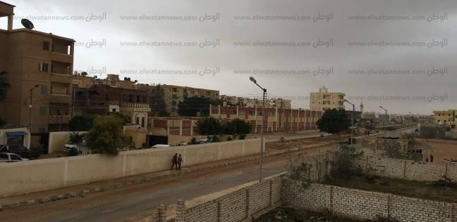 سقوط أمطار في مطروح والساحل الشمالي.. ومدير الأمن: لم تؤثر على اللجان