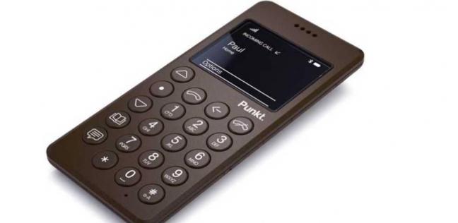 """الهاتف """"MP02"""""""