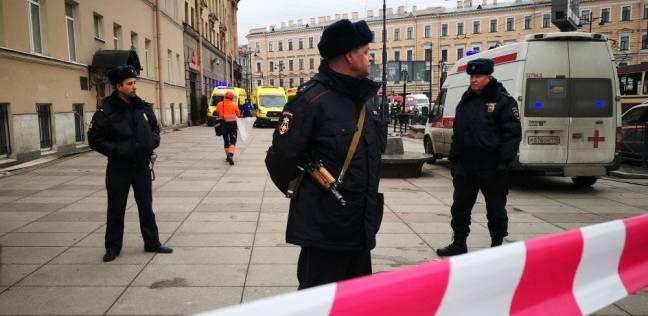 احتجاز شخص طعن 2 في محطة قطارات بموسكو