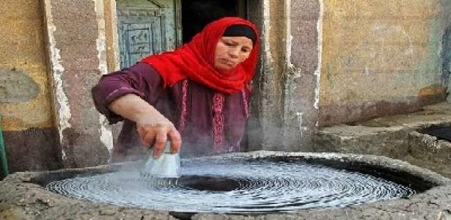 «إبشنا»: قرية «السيدات» المنتجة.. صناعات يدوية ومشروعات صغيرة وتدريبات.. و«الست بـ100 راجل»