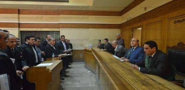 """بدء محاكمة المتهمين في قضية """"خلايا اللجان النوعية"""""""
