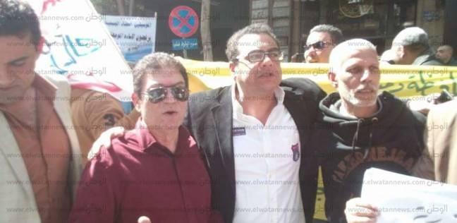 """""""الموسيقيين"""" تبحث ملف مصطفى حجاج لاحتمالية تجميد عضويته"""