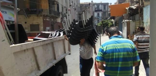 ضبط 19 قضية مرافق في مرسى مطروح