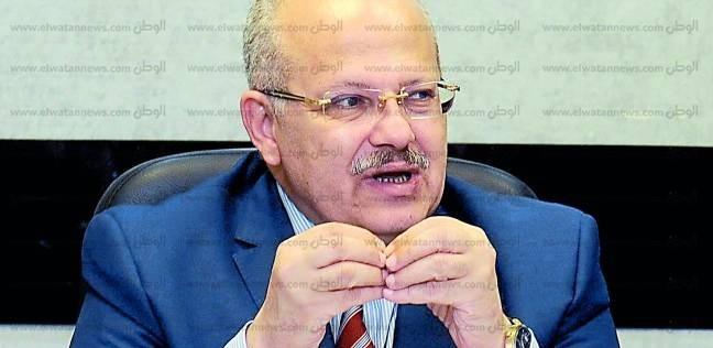 رئيس جامعة القاهرة: لم نحجر على رأي أحد ونتقبل كل الآراء ونسعى للنقاش