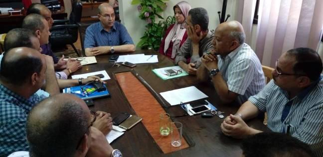"""""""تعليم بورسعيد"""" تناقش تنفيذ الخطة الاستراتيجية للمعلمين للعام الجديد"""
