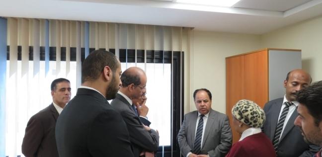 وزيرالمالية: استمرار توحيد رقم التسجيل الضريبي للممول