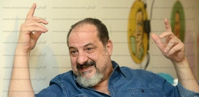 """خالد الصاوى:  وافقت على """"ولاد رزق 2"""" لأن """"من جاور السعيد يسعد"""""""