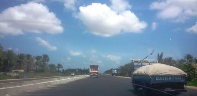 آخرة المشى على الطريق الدولى: «هتعمل حادثة وتموت»