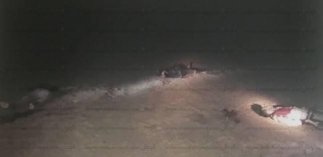 عاجل| مقتل إرهابي وإصابة آخر في اشتباكات مع الأمن على طريق الفرافرة
