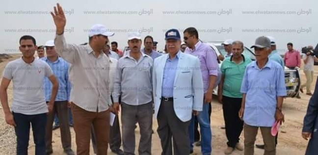 معالجة 52 ألف فدان أشجار مانجو من الإصابة بالعفن في الإسماعيلية