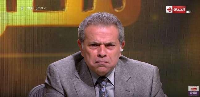 """توفيق عكاشة: """"وعهد الله فيه ناس بتبيع بوابير جاز وفلايات عملت قنوات"""""""