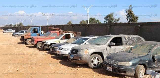 الأمن العام يعيد 20 سيارة مسروقة خلال يوم واحد