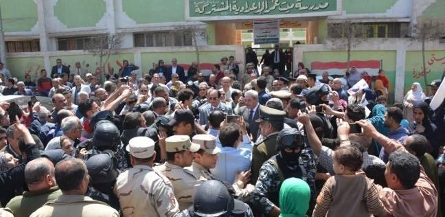 محافظ الدقهلية: مصر تشهد عرسا ديمقراطيا لم تمر به من قبل