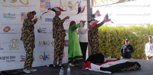 عبدالله يشهد الاحتفال باليوم العالمي لذوي القدرات الخاصة في الغردقة