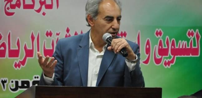 مازن مرزوق: مصر تمتلك أفضل المنشآت الرياضية في الوقت الراهن