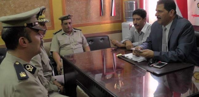 مبادرة لضباط مديرية أمن دمياط لتسديد المصروفات المدرسية