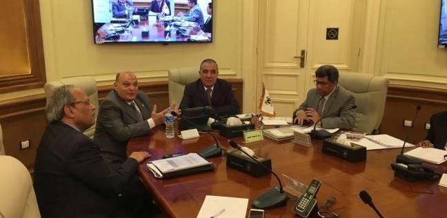 وزير التنمية المحلية ورئيس لجنة الدفاع بالبرلمان يتابعان الانتخابات