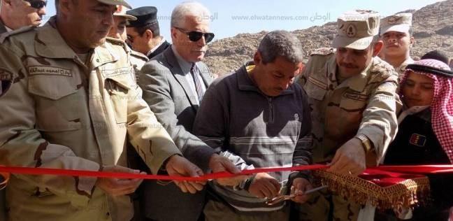 عبداللاه: القوات المسلحة تسعى لاستصلاح 700 فدان بجنوب سيناء