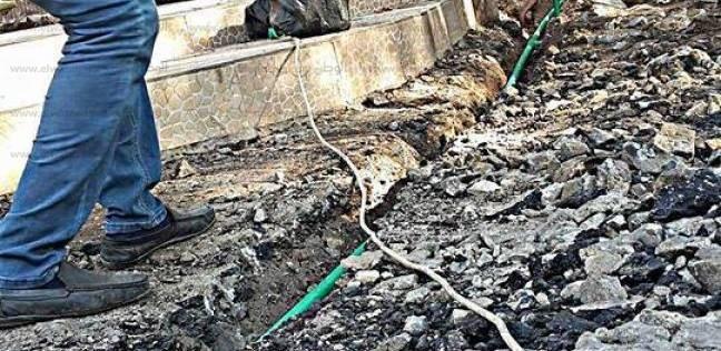 محافظة الجيزة: أي مسؤول يثبت تراخيه في وقف هدر المياه سيحاسب