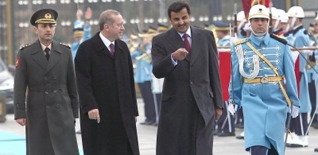 مظاهرات ضد قطر في تركيا.. ومحلل لـ  : علاقتنا بـ الدوحة  مضرة - العرب والعالم -