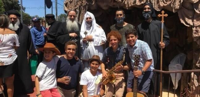 الأنبا بولا يشارك في اليوم الروحي للأسر القبطية في أستراليا